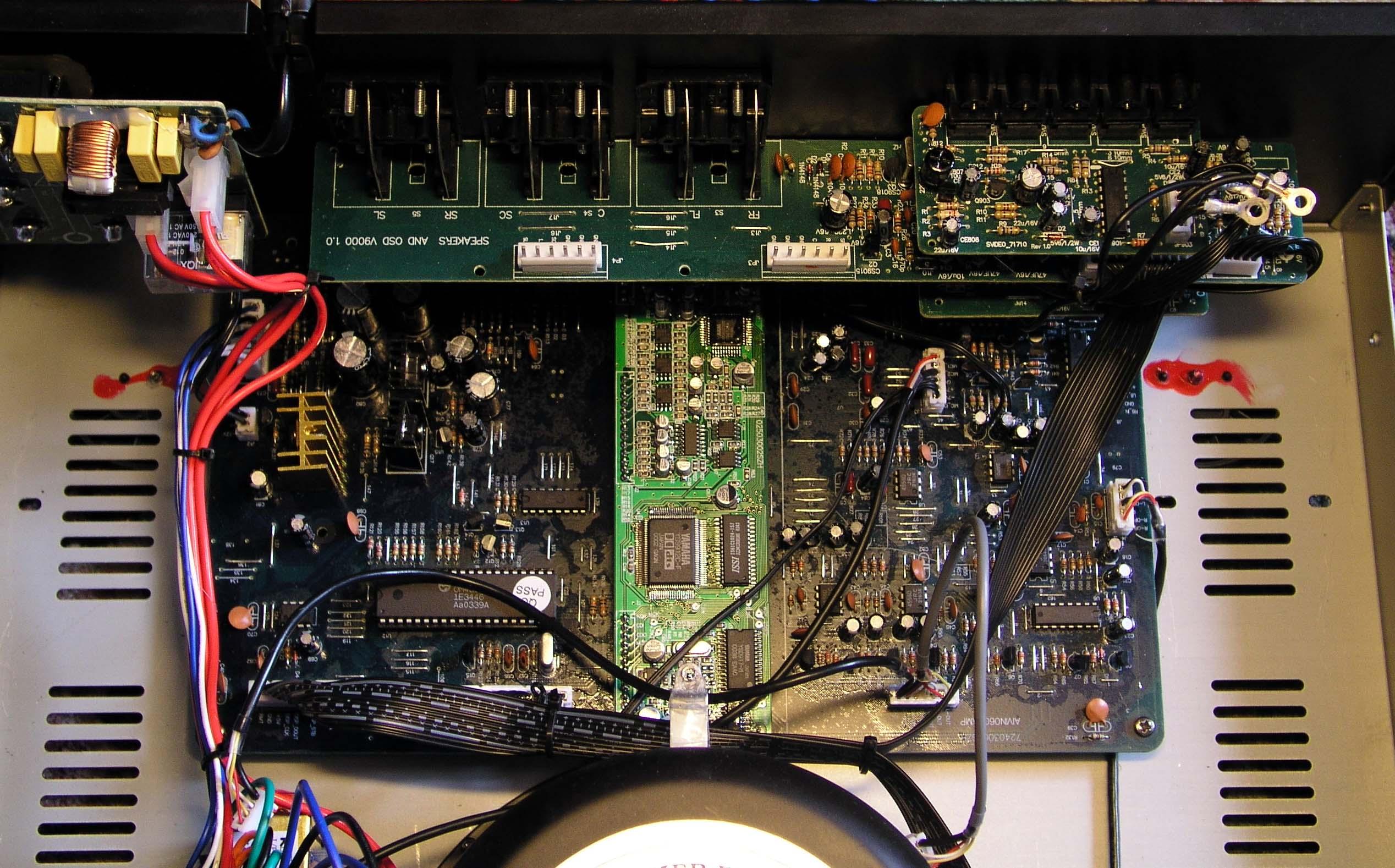 Усилитель мощности на TDA1558Q   HamLab